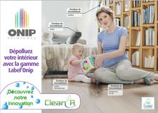 documentation Label'Onip Clean'R